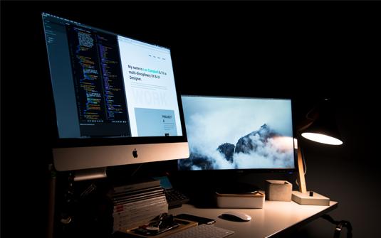 web-design-monitor